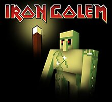 Iron Golem by robotrobotROBOT