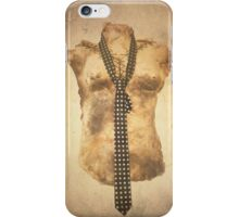 Woman Torso iPhone Case/Skin