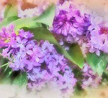 Lovely in Lavender by Nadya Johnson