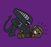 Alien vs. Marine 2 alt by kozality