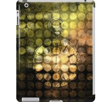 MELANGE WITH A CLOCK iPad Case/Skin