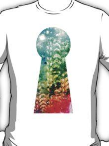 Through the Keyhole  T-Shirt