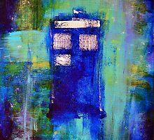 Blue Box by PhuzPhreak