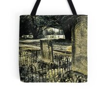 A walk through Graves End - 2. The Fearful Tote Bag