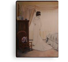 Schnelles Wedding Day Canvas Print