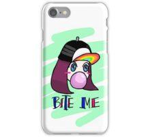 Bite Me iPhone Case/Skin