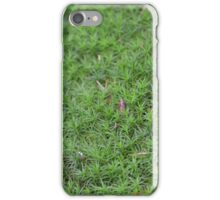 Mossy Mattress iPhone Case/Skin