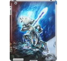 War Within Ice Wolf iPad Case/Skin