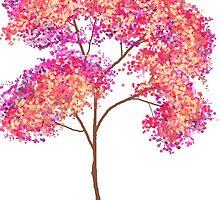 Tree Blossom 12 by VieiraGirl