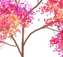 Tree Blossom 12 Sticker