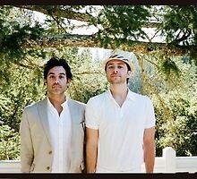 Zach Braff and Joshua Radin! by pitbull33