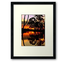 From the love of Nature Framed Print