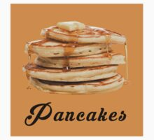 Pancakes Kids Clothes
