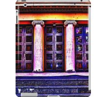 Old Museum Belgrade Fine Art Print iPad Case/Skin