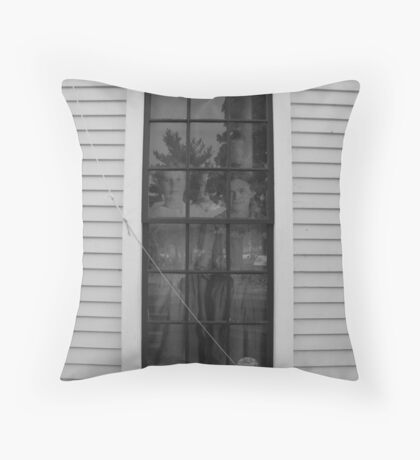 Days Gone By Throw Pillow