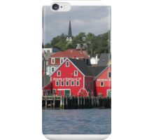 Lunenburg Nova Scotia iPhone Case/Skin