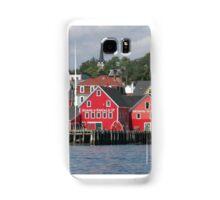Lunenburg Nova Scotia Samsung Galaxy Case/Skin