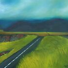 Road to Solitude by Elizabeth Bravo