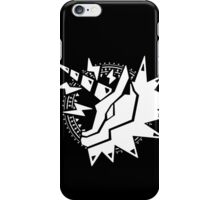 Kirin Sigil [White] iPhone Case/Skin