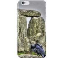 The Stones & The Crow iPhone Case/Skin