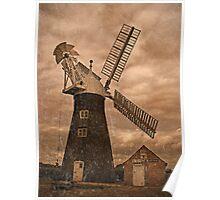 North Leverton Windmill - Lincolnshire Poster