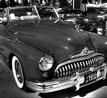 48 Buick by Terence Russell