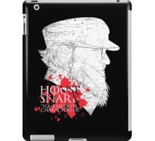House Snark: Your Favorite Characters Die iPad Case/Skin