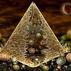 Alien Pyramid by wolfepaw