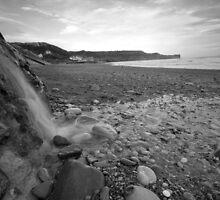 Sandsend beach by NevAshton
