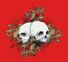Skull Twins by viSion Design