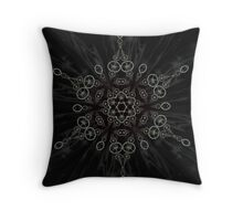 Royal Amulet for the Princess Throw Pillow