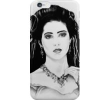 Sarah - The Labyrinth Masquerade Ball iPhone Case/Skin