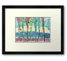 Rebellion of Nature Framed Print