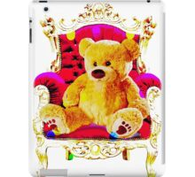 Teddy Bear iPad Case/Skin