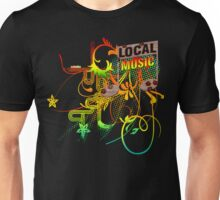 local music Unisex T-Shirt