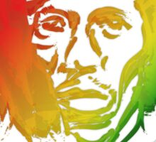 mr marley Sticker