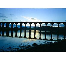 Across The River Tweed Photographic Print