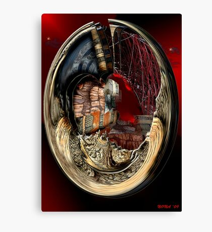TIME CAPSULE Canvas Print