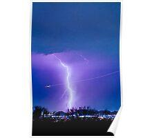 Bo Trek - Lightning Strike - City Lights - 2 Poster