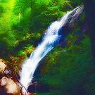 Crabtree Falls 3 by virginian