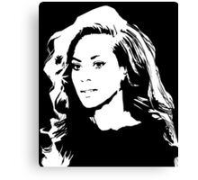 Be Yoncé Canvas Print