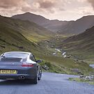 Porsche 911 Lake District by supersnapper
