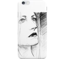 Portrait of a Lady iPhone Case/Skin