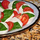 Appetite For Cheese and Tomato by April Anderson