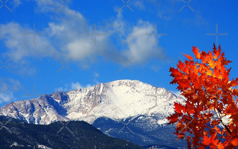 Autumn Under the Peak by Beverly Lussier
