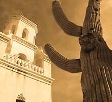 san xavier del bac 3 by Ryan Young