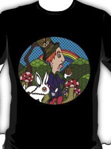 Mad Hatter & Rabbit T-Shirt