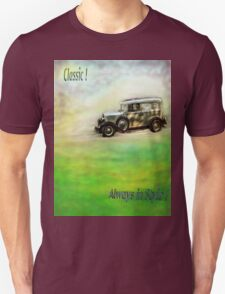 Classic ( in colors with transparency ) Unisex T-Shirt