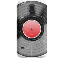 Vinyl Record 2 Worn Well (please see description) Samsung Galaxy Case/Skin