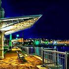 Date Night- Piers Park,East Boston by LudaNayvelt